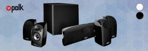 Polk 5.1 Satellite Speaker System