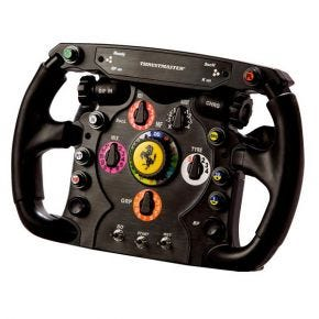 Thrustmaster Ferrari F1 Wheel Add On Rim Only For T500 RS & TX Racing Wheels PC, PS3, PS4, Xbox One