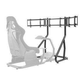 Racing Simulator Triple Monitor Stand RMS3