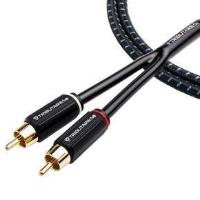 4m Tributaries Series 4 Stereo Audio 2RCA