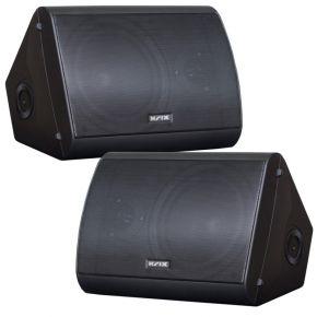 Krix Tropix Waterproof Outdoor Speakers Black (Pair)