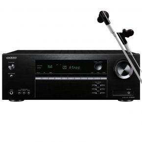 Onkyo TX-SR494 7.2 Receiver BONUS In-Ear Headphones