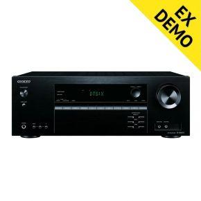 EX DEMO 1 ONLY! Onkyo TX-NR474 5.1 Channel Network AV Receiver