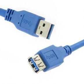USB 3.0 Type A Male to Type A Female Extension Cable U3MF