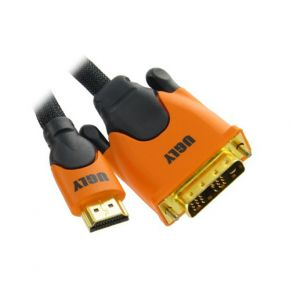 Ugly High End HDMI - DVI Video Cable UHD2