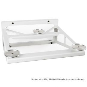 Rega Turntable Wall Mount Bracket White RGWB16WH
