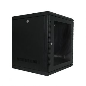 "11U 11RU 19"" Wall Mount Rack Cabinet 508mm Deep WC11U"