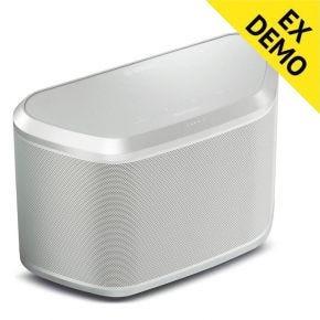 Yamaha WX-030W MusicCast Wireless Speaker White WiFi Bluetooth WX030W