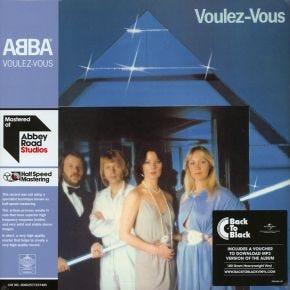 ABBA - Voulez-Vous 180g 45RPM Gatefold 2LP + Download