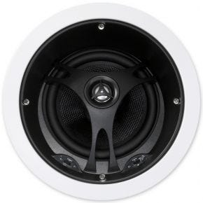 "Selby 6.5"" Glass Fibre Cone Angled In Ceiling Centre Single Speaker XD6205B"