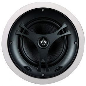 "Selby 8"" Glass Fibre Cone In Ceiling Centre Single Speaker XD8215B"