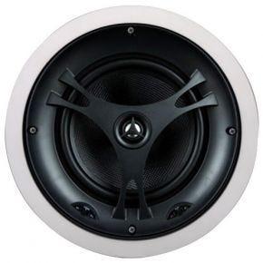 "Selby 8"" Glass Fibre Cone In Ceiling Centre Single Speaker XD8215B"