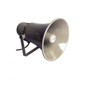 "15W 8"" Announcement Horn Speaker 100V 15W 10W 7.5W 5W Weatherproof"