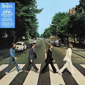 The Beatles - Abbey Road 50th Anniversary Deluxe Edition 180g 3LP Set