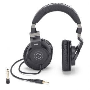 Samson Z35 Studio Headphones Natural, Flat Response