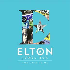 Elton John - Jewel Box And This Is Me Gatefold 2LP