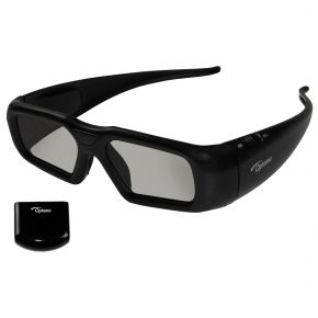 Optoma ZF2300 RF Glasses + Emitter ZF2300SYS
