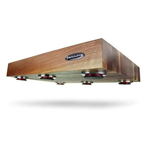 IsoAcoustics Delos 2216W2 Component Stand Walnut