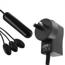 3-Eye Infrared Resources 240V IR Remote Control Extender System for Foxtel IR2403