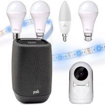 Polk Assist + Laser Smart Home Starter Pack