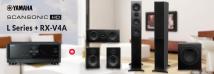 Scansonic HD L Series Home Theatre Amp & Speaker Pack