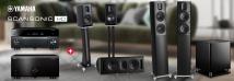 Scansonic HD MB B Series + Yamaha AVENTAGE