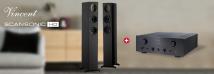 Scansonic HD M Series & Vincent SV-227MK Hi-Fi Package