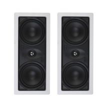 Selby Poly Cone In-Wall LCR Speakers Pair XQ6214.x2