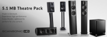 Scansonic HD MB B Series Home Theatre Package