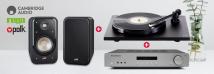Cambridge Audio + Rega + Polk Hi-Fi Pack