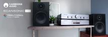 Cambridge Audio + Scansonic Hi-Fi Pack