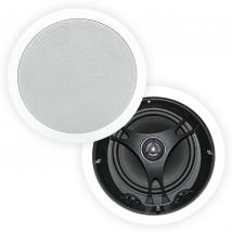"""Selby 6.5"""" Poly Cone Angled In Ceiling Speakers Pair XD6204.x2"""