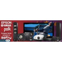 Epson TW7100 + Yamaha + Polk Euro Edition Speakers