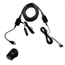 Infrared Resources IR Remote Control Repeater Extender Kit via CAT6 Cable IRP-X5 IRPX5-bun