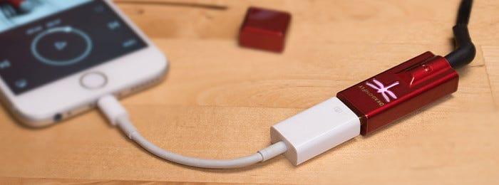 Audioquest DragonFly Red Portable USB DAC Preamp Headphone Amplifier  DragonFlyR