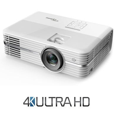 Optoma UHD50 4K HDR10 Projector | Selby