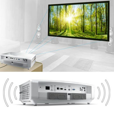 Optoma UHD60 4K HDR Projector | Selby