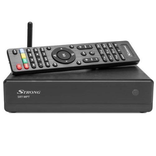 Media Player & Digital TV Tuner