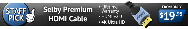 Selby Category Banner HDMI