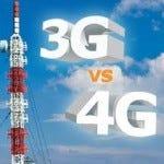 3G vs 4G