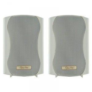 White Outdoor Speakers