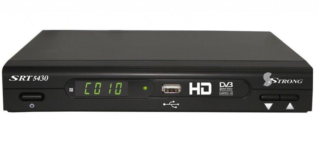 Strong HD Set Top Box