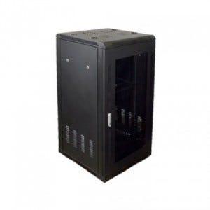 25U 19in Network Server Floor Cabinet