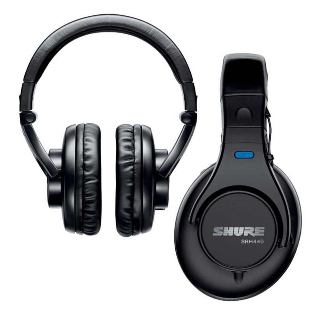 shure_srh440_professional_studio_headphones