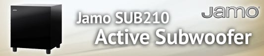 Jamo 210 Active Subwoofer