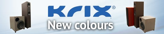 Krix new colours now in stock at selby.