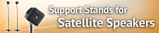 Satellite Speaker Stands