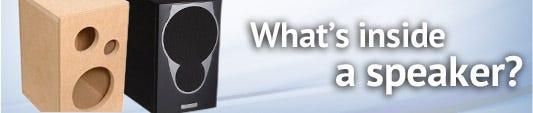 What's inside your speaker?