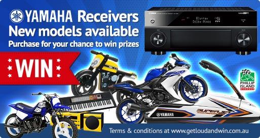 Yamaha Get Loud Promotion